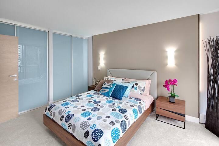 Luxury quiet apartment