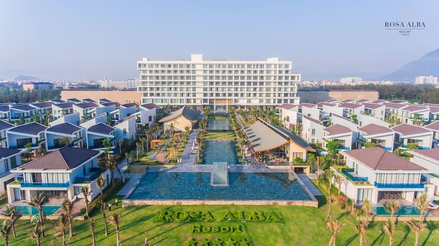 Rosa Alba Resort - Villa 02 bed rooms