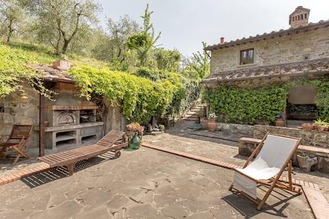 Il Cerretino Mugello! peaceful countryhouse