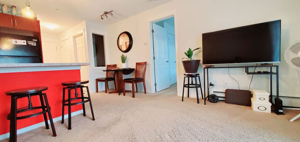 Gorgeous Hideout   BR Condo Close to Everything