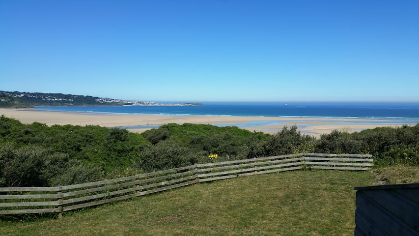 Quiet beach chalet - Hayle - 木屋