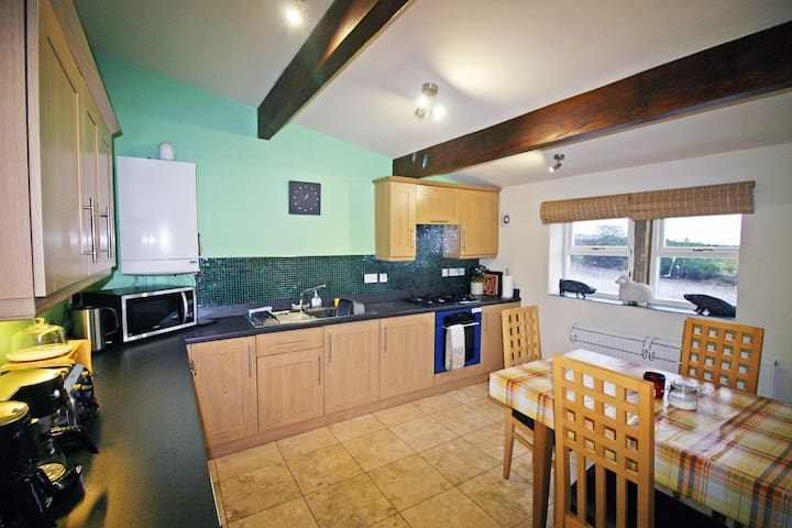 Ash Cottage - official 4 star Gold - Thornton, Bradford - House