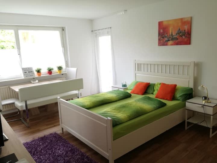 Cosy Studio with balcony