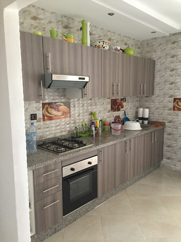 Appartement a Sidirahal