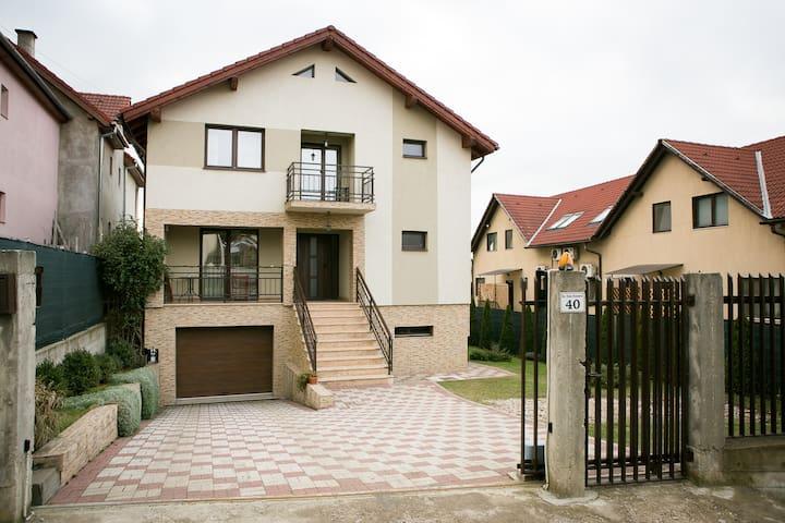 Luxury Villa Cluj-Napoca
