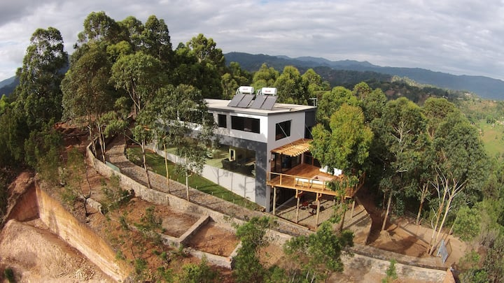 Luxury 5 Bedroom Villa in Lushoto