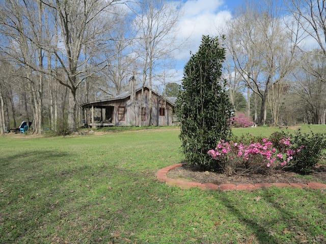 The Cabin at Chisum Farm