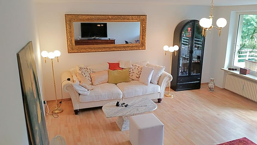 Nice apartment with full equipment - Monachium - Apartament