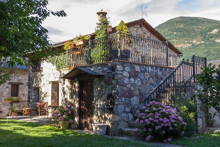 Apartamento Aneto con jardín - Villanova - Haus