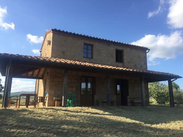House in Sovana, Maremma, Tuscany