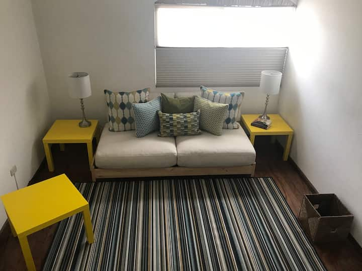 Suite Amplia Sala Habitación Prestigiosa Colonia