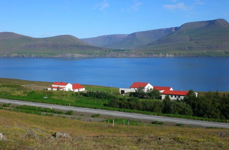 Welcome to Kúludalsá, a farm near Akranes