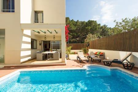 Duplex private pool Ibiza 2-6 WIFI - Cala Llonga