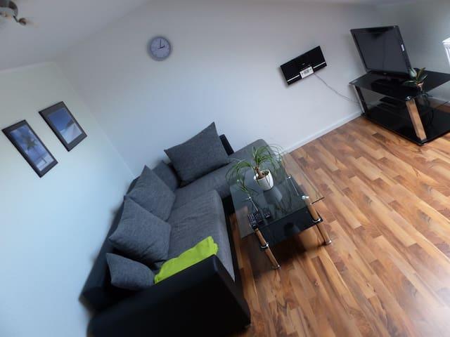 Apartment Wesel am Niederrhein 70 m² All NEW