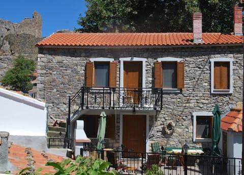 Chora Samothraki, House with Courtyard