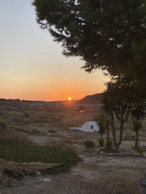 Cortijo Andalou: Maison Typique du Cabo de Gata