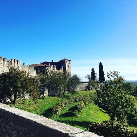 Prosecco, Alps and Venice B&B - Double Bedroom
