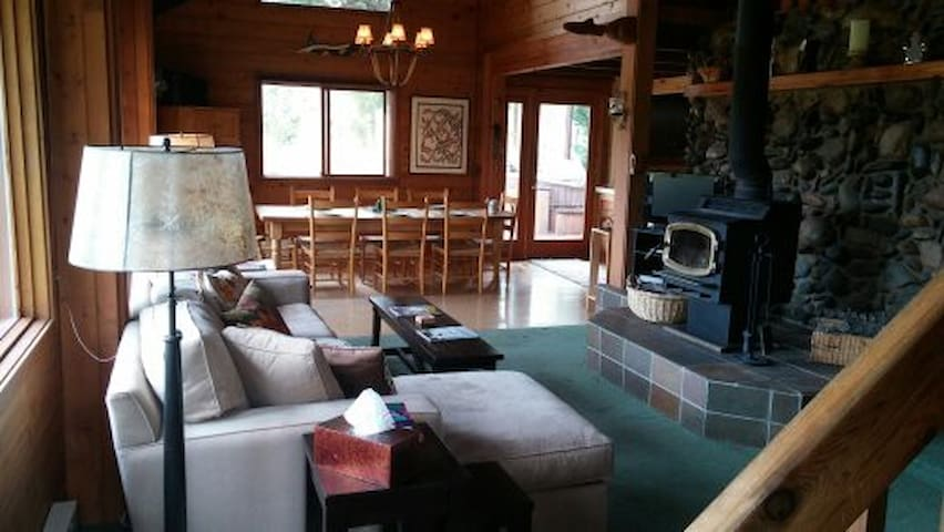Cozy Mtn. Cabin @ Steamboat Lake - Pets Welcome - Clark - Chatka