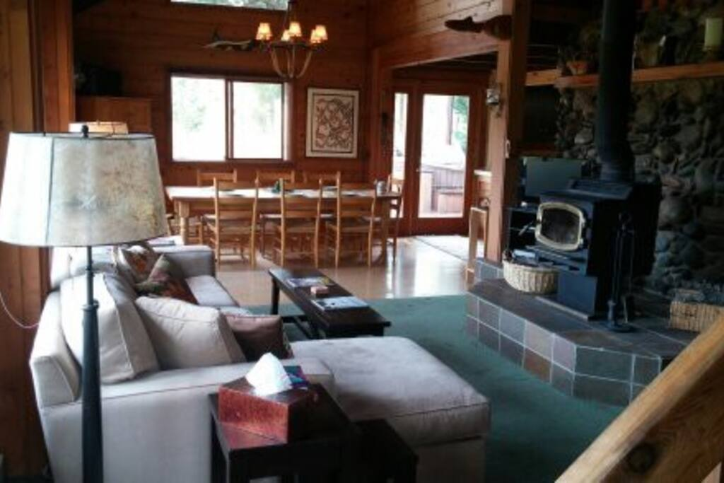 Cozy Mtn Cabin Steamboat Lake Pets Welcome Cabins