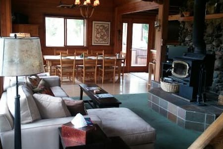 Cozy Mtn. Cabin @ Steamboat Lake - Pets Welcome - Clark - Cabin