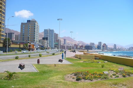 Nice, good atmosphere, central at a good price! - Antofagasta - Guesthouse