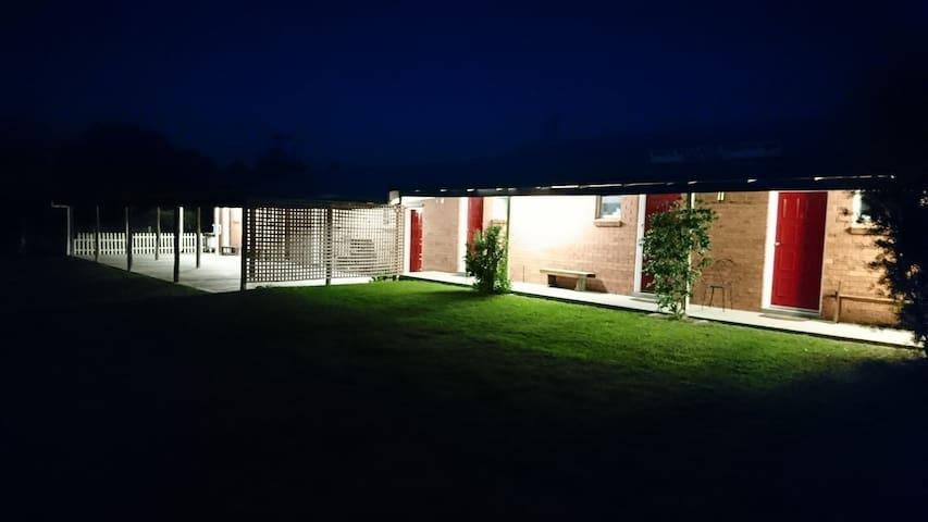 Vacy Village Motel