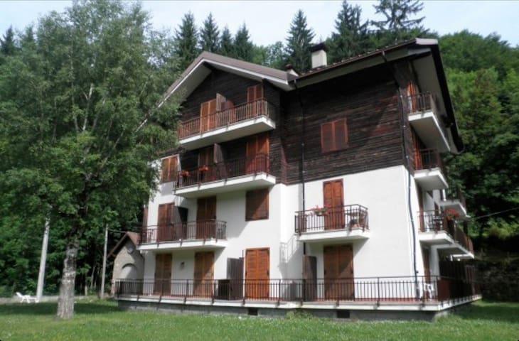 Limone Appartamento immerso nel verde - La Quiete - Limone Piemonte - Apartmen