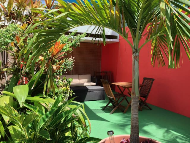 Agréable location de vacances - Basse Terre - Bed & Breakfast