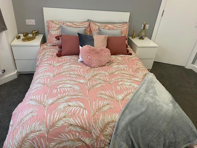 Serviced En-Suite luxurious double room