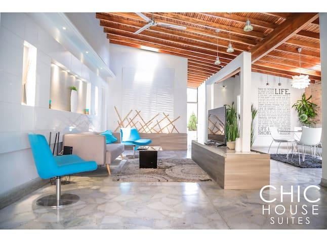 CHIC HOUSE LOFT - Boutique Suites - Room #1