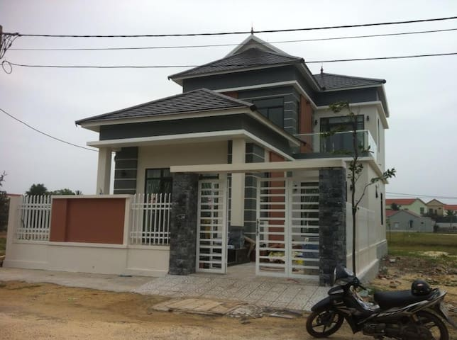 Villa on Island with balcony - tp. Đồng Hới - Dom