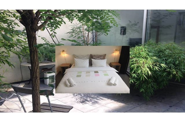 Luxury room with private bathroom - Amsterdam - Villa