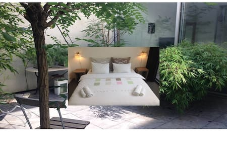 Luxury room with private bathroom - 阿姆斯特丹 - 别墅
