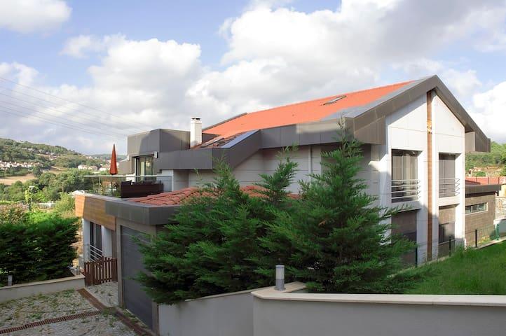 Designer Villa in Istanbul - Zekeriyaköy Köyü - Haus