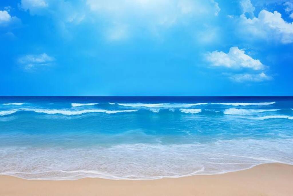Hermosas Playa Cercana