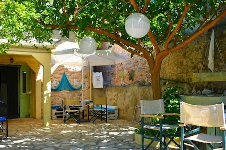 V for vacations - Agios Nikitas, Lefkas