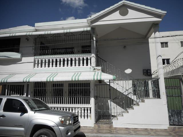 La Casa de Nurys - Room-1 - Santo Domingo Este - Sala sypialna