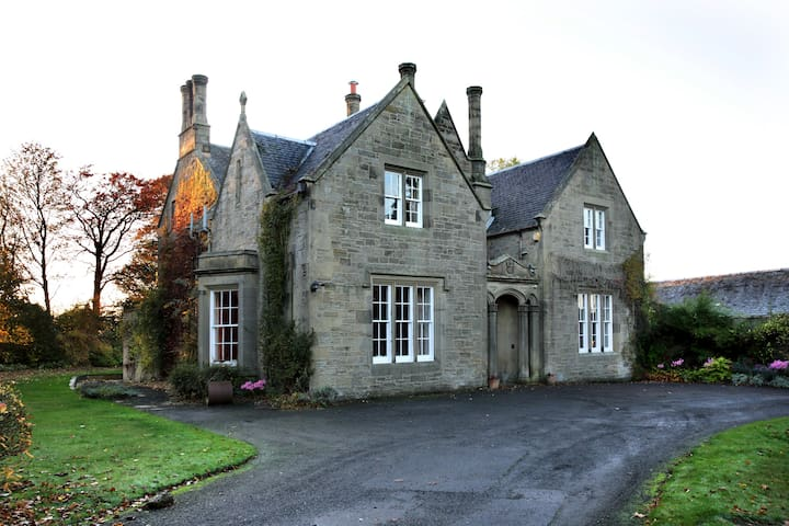 Highfield House - Kirknewton - Bed & Breakfast