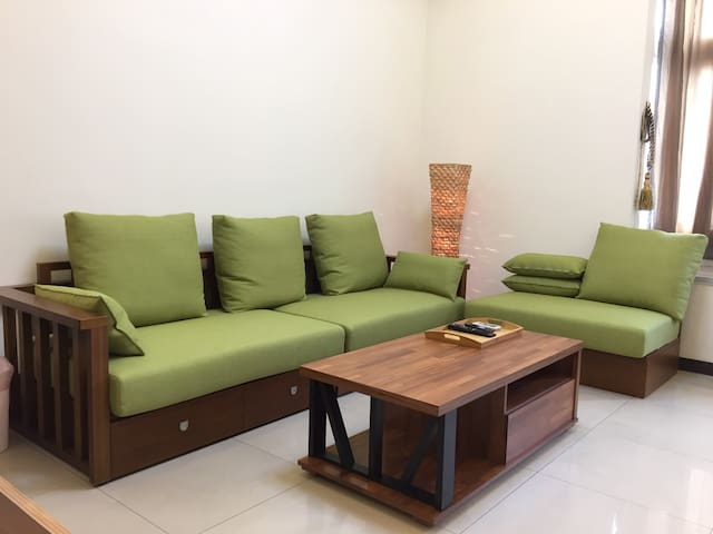 Itrip9-1/3rooms/airport nearby/family, group - Linkou District - Apartamento