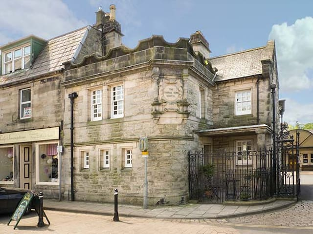 THOMAS HOPE LODGE, family friendly in Langholm, Ref 932202