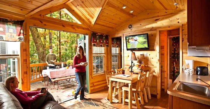 Pet Friendly Deluxe Cabin in Williamsburg, VA