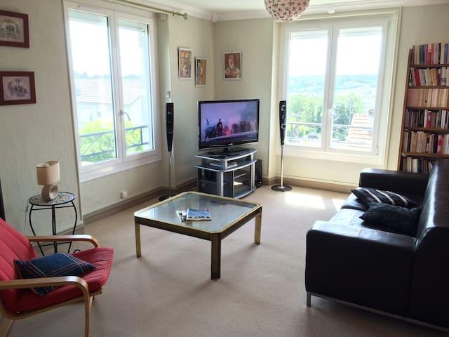 confort, tranquillité, jardin, central - Trélissac - Apartamento