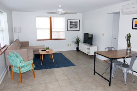 Steps from the beach - 1 bedroom - Folly Beach