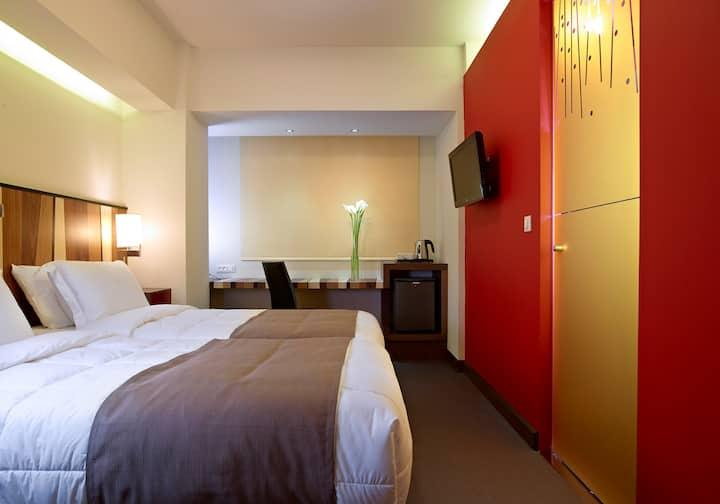 Comfy room, Heraklion center - Lato Boutique Hotel