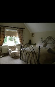 King bed ensuite &English breakfast - Ilkley - Bed & Breakfast