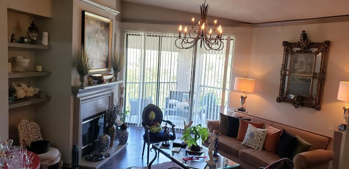 Cozy and Fabulous one bedroom,  shared apartment