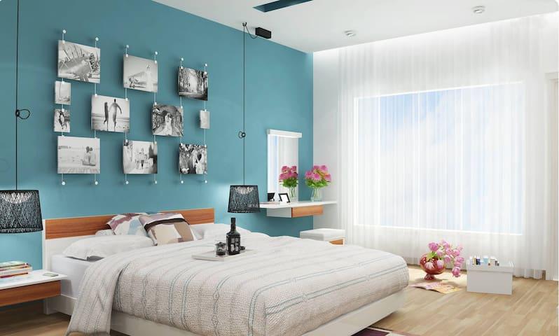 standard room - Hai Phong - Apartemen