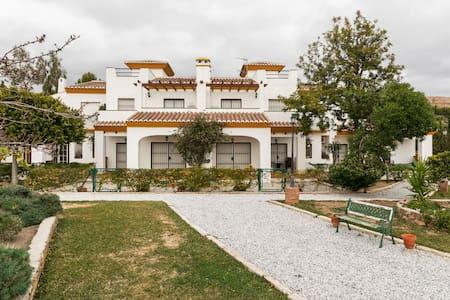 Peaceful Apartment in Alcaucín with Garden