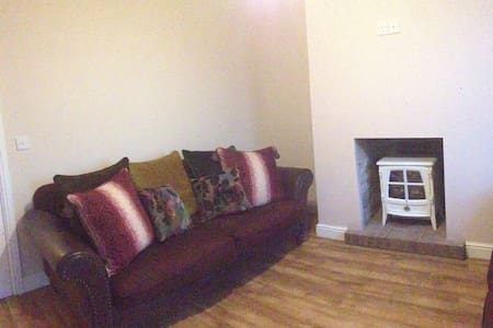 Ty Gwen - Cosy 2bedroom cottage - Burry Port  - Casa