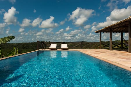Casa Boa Vista 2: knusse luxe vlakbij de rivier - Itanhi